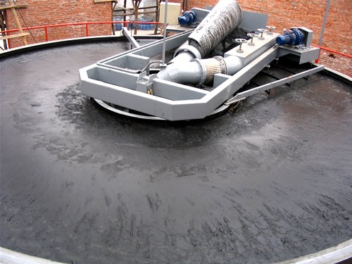 The advantages of our dissolved air flotation